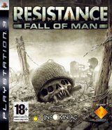 Игра Resistance: Fall of Man для Sony PS3