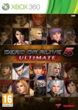 Dead or Alive 5 Ultimate (Xbox 360)
