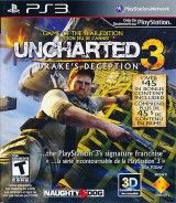 Uncharted 3: Drake's Deception (Иллюзии Дрейка) Издание Игра Года (Game of the Year Edition) (PS3)