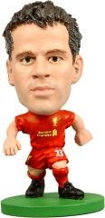 Фигурка футболиста Soccerstarz - Liverpool Jamie Carragher - Home Kit (Series 1) (73254)