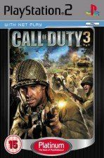 Игра Call of Duty 3 Platinum для Sony PS2