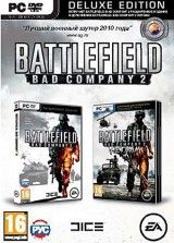 Battlefield: Bad Company 2 Deluxe Edition Русская Версия Box (PC)