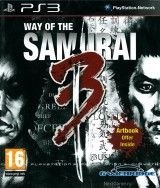 Игра Way of the Samurai 3 для PS3