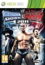 Игра WWE Smackdown vs Raw 2011 для Xbox 360