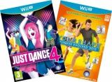 Your Shape: Fitness Evolved 2013 + Just Dance 4 (Wii U)