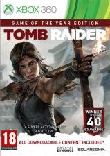 Tomb Raider Издание Игра Года (Game of the Year Edition) (Xbox 360)