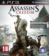 Assassin's Creed 3 (III) Русская Версия (PS3)