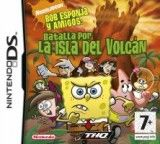 Nicktoons Battle For Volcano Island (DS)