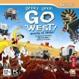 Lucky Luke. Go West. Вперед на Запад! Jewel (PC)