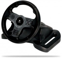 Аксессуар Руль Logitech Driving Force Wireless для Sony PS3