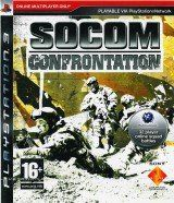 Игра SOCOM Confrontation для Playstation 3