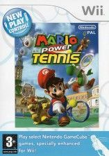 Mario Power Tennis: New Play Control wii