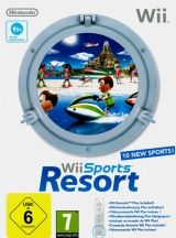 Wii Sports Resort + Wii Remote Plus для Nintendo Wii