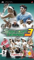 Smash Court Tennis 3 (PSP)