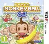 Игра Super Monkey Ball 3D для Nintendo 3DS
