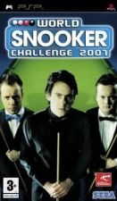 Игра World Snooker Challenge 2007 для Sony PSP