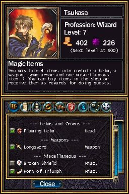 ������ Puzzle Quest: Challenge of the Warlords (DS) ��� Nintendo DS