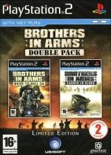 Игра Double Pack: Brothers in Arms: Road to Hill 30 + Brothers in Arms: Earned in Blood Limited Edition для PS2