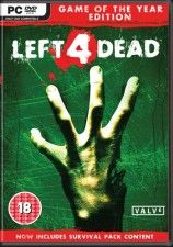 Left 4 Dead Издание Игра Года (Game of the Year Edition) Box (PC)