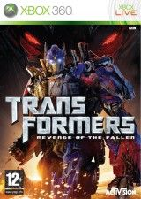 Transformers Revenge Of The Fallen (Xbox 360)