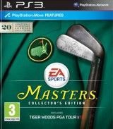 Tiger Woods PGA Tour 13: The Masters Коллекционное издание (Collector's Edition) для PlayStation Move (PS3)