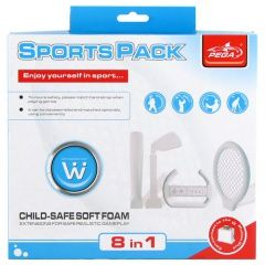 ������ ���������� ����� 8 � 1 (Sport Pack) (Wii). ����� ������ ����!