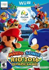Mario and Sonic at Rio 2016 Olympic games (Wii U)