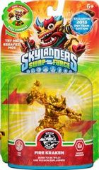 Skylanders Swap Force: ������������� ������� (�����������) Gold Fire Kraken