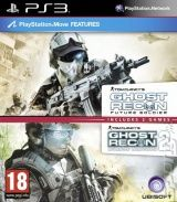 Tom Clancy's Ghost Recon Future Soldier + Advanced Warfighter 2 (PS3)