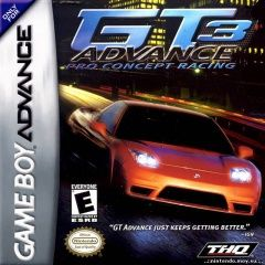 GT ADVANCE 3 Pro Concept Racing Русская Версия (GBA)