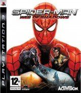 Игра Spider-Man: Web of Shadows для PS3
