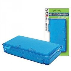 Аксессуар Cover Case Pro Blue with Silicon Insert для 3DS