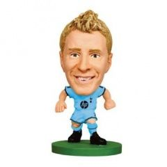 Фигурка футболиста Soccerstarz - Spurs Michael Dawson - Away Kit (202509)