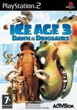 ���� Ice Age 3: Dawn of the Dinosaurs ��� Sony PS2