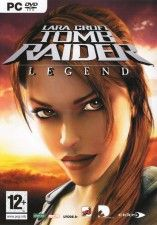 Lara Croft Tomb Raider: Legend (�������) Box (PC)