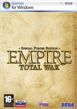 Empire: Total War Special Forces Edition Русская Версия Box (PC)