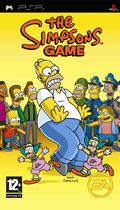 The Simpsons Game (��������) (PSP)