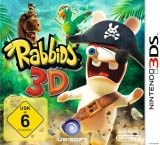 Игра Rabbids Travel in Time 3D для Nintendo 3DS