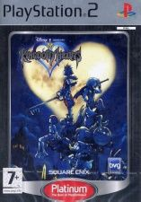Купить Игру Kingdom Hearts Platinum (PS2) для Sony PS2 диск