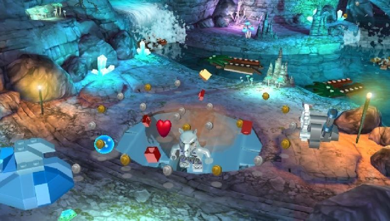 LEGO Legend of Chima: Laval's Journey (PS Vita)