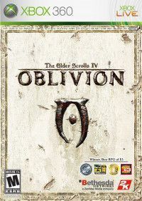 Купить Игру The Elder Scrolls 4 (IV): Oblivion (Xbox 360/Xbox One) на Microsoft Xbox 360 диск