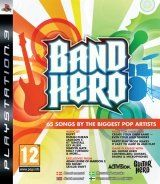 Купить игру Band Hero (PS3) на Playstation 3 диск