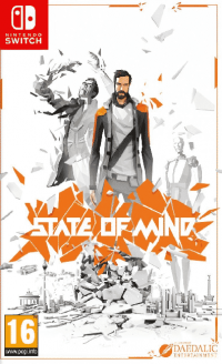 Купить игру State of Mind (Switch) диск