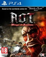 Купить Игру Attack on Titan (A.O.T)(Атака на Титанов) Wings of Freedom (PS4) на Playstation 4 диск