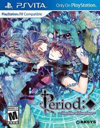 Period Cube: Shakless of Amadeus (PS Vita)