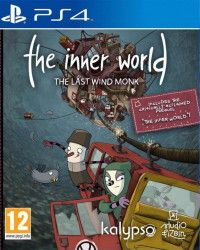 The Inner World — The Last Wind Monk Русская версия (PS4)