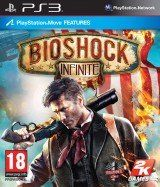 Купить игру BioShock Infinite (PS3) на Playstation 3 диск