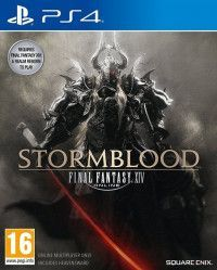 Игра Final Fantasy XIV (14): Stormblood (PS4) Playstation 4