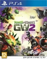 Купить Игру Plants vs. Zombies: Garden Warfare 2 (PS4) на Playstation 4 диск