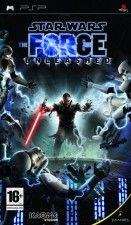Игра Star Wars: The Force Unleashed (PSP) для Sony PSP